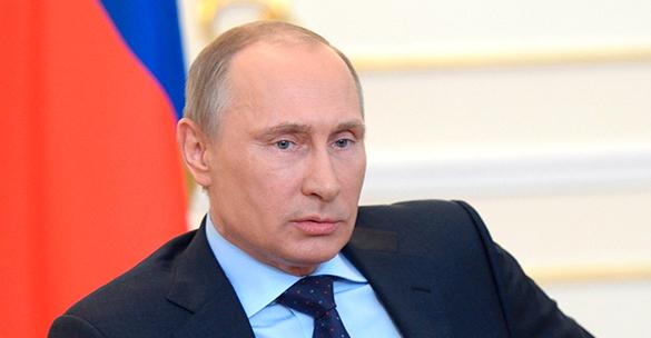 Владимир Путин: Киевские властители совершили серьезное преступление. 291185.jpeg