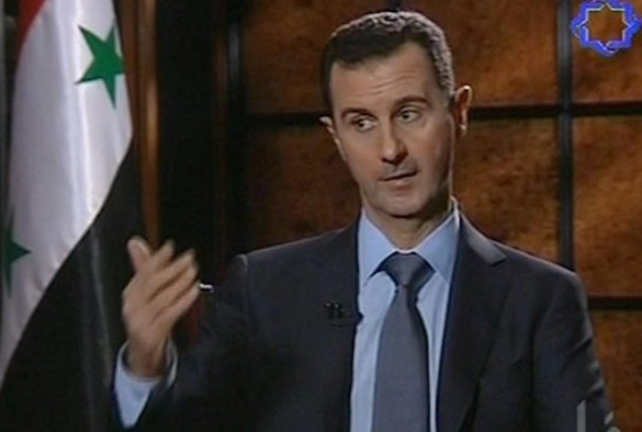 Башар Асад: Западу не удалось совершить переворот в Сирии. 374185.jpeg
