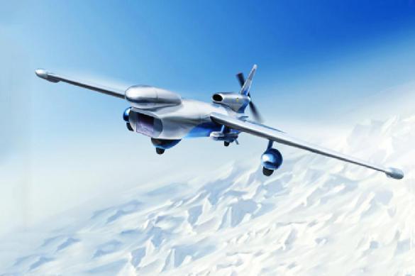 В Российской Федерации создадут скоростной беспилотник