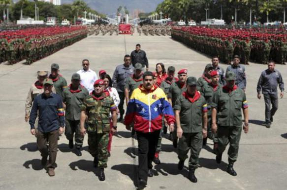 Венесуэла приготовила 15 тысяч снайперов против интервентов. 399185.jpeg