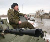 В Чечне расстреляны трое военнослужащих Минобороны РФ