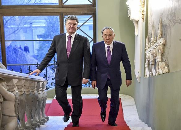 Назарбаев устроит  Украине российские кредиты. 307186.jpeg