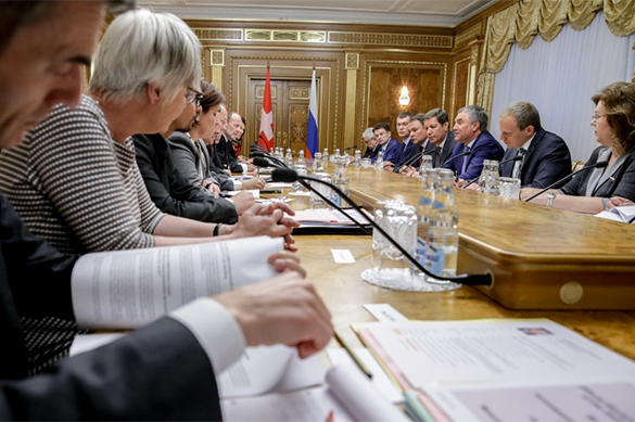 Швейцария побывала на экономической выставке в России в пику ЕС