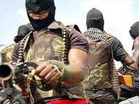 Нигерийские повстанцы заявили о подрыве нефтепровода