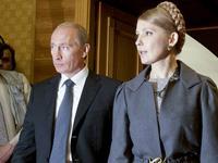 Путин напомнил Тимошенко о ее обязанностях