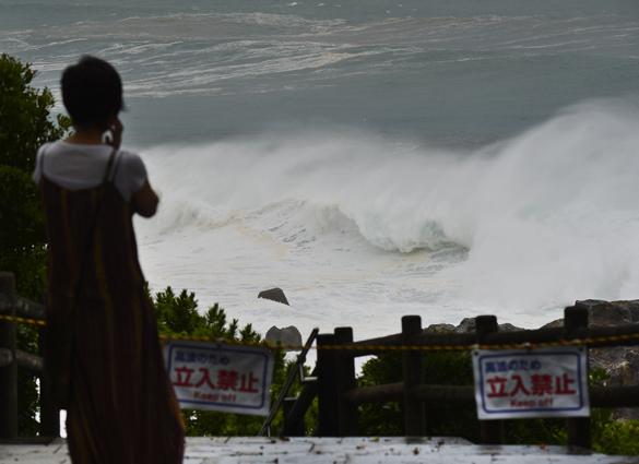 Тайфун Нанка