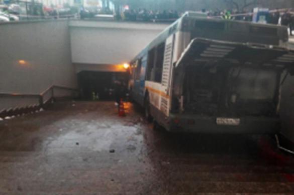 Эксперты: к трагедии с автобусом в Москве привела цепочка обстоятельств. Эксперты: к трагедии с автобусом в Москве привела цепочка обстоя