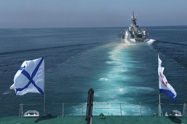 Корабли ЧМФ РФ вошли в египетскую Александрию в рамках сотрудничества между флотами двух стран. Черноморский флот