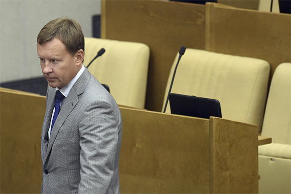 Следователи раскрыли темное прошлое убитого Вороненкова