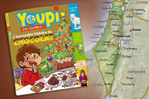 Французский детский журнал назвал Израиль