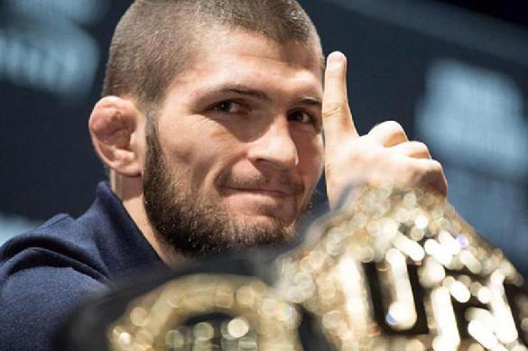 Вот пояс UFC, хочешь - поноси: Хабиб Нурмагомедов едет к Путину. 393188.jpeg