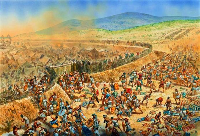 Поражение персов при Платеях: первое серьезное поражение персидской армии. 402188.jpeg