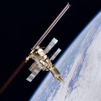 Прибывшие на МКС астронавты вышли в открытый космос