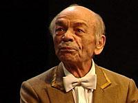 Скончался один из старейших театральных актеров столицы
