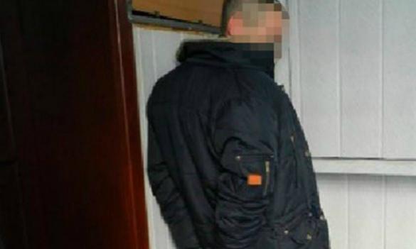 грабитель, Киев,