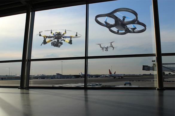 В Китае построят 150 аэропортов для беспилотников по доставке то