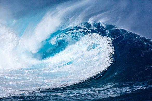 Российские ученые создали карту прогнозов цунами на тысячу лет в