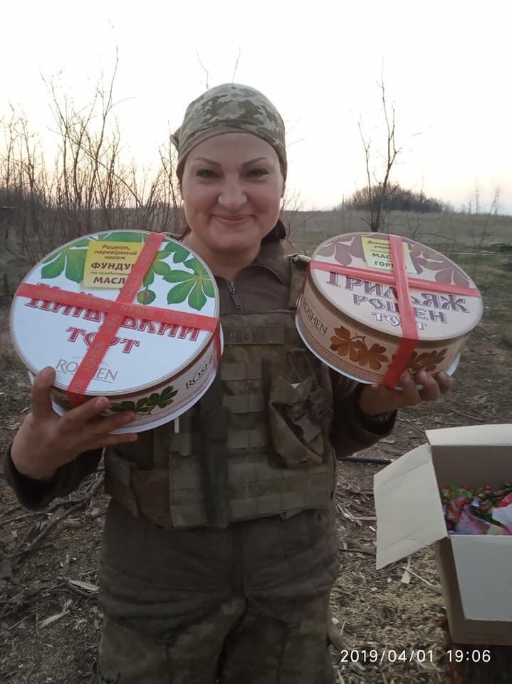 Порошенко сообщил о смерти украинской пулеметчицы с позывным