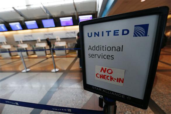 Американская авиакомпания не пустила на борт девочек в леггинсах