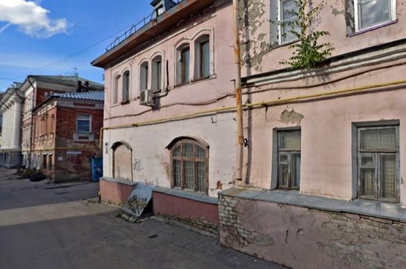 В Нижнем Новгороде в старом доме нашли скелет младенца в газете 1951 года. В Нижнем Новгороде в старом доме нашли скелет младенца в газете