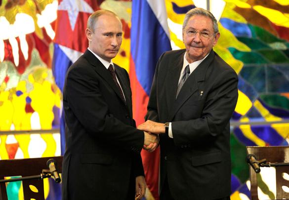 Путин формирует в Латинской Америке зону влияния. 294192.jpeg