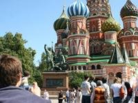Туристам покажут Москву бесплатно