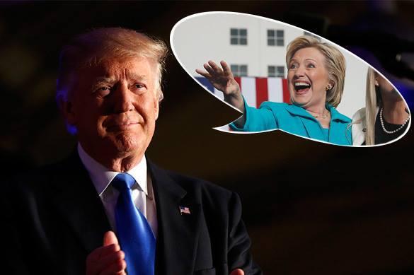 Трамп хочет помериться здоровьем с Клинтон