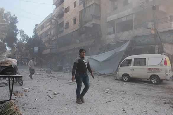 Сирия категорически отвергает создание крематория для пленных
