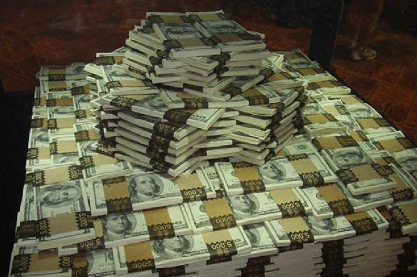 Международные резервы России превысили 460 млрд долларов. 394193.jpeg
