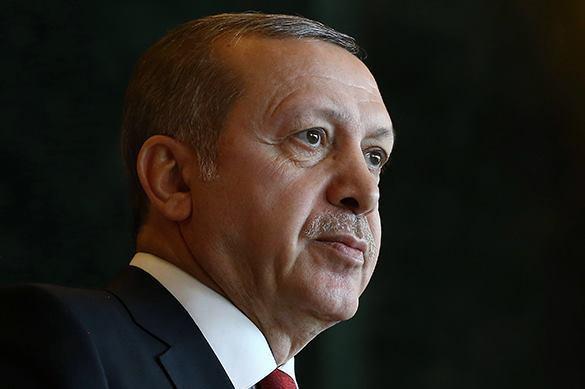 Турецкий парламент объявляет Эрдогана великим султаном