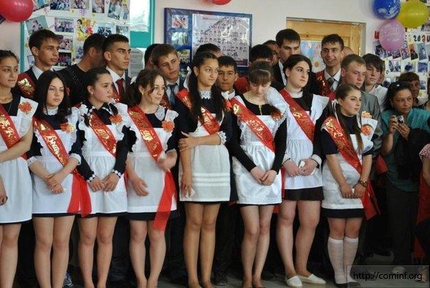 В Южной Осетии грузинские школы переходят на русский язык. В Южной Осетии грузинские школы переходят на русский язык