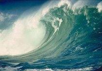 Землетрясение силой 7,9 произошло в Тихом океане