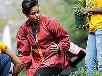 Американских школьников позвали в огород Белого дома