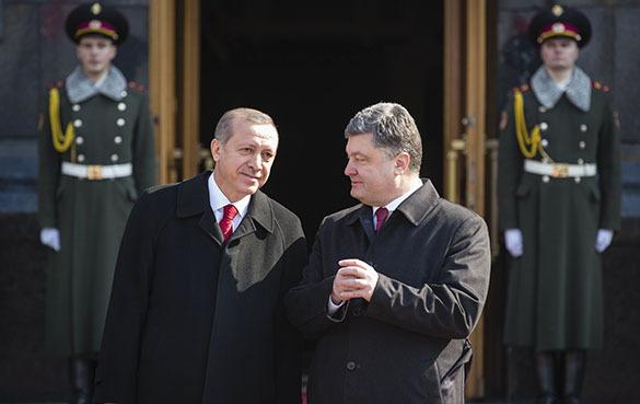 Порошенко просит  Эрдогана инвестироваться в Украину. 315195.jpeg