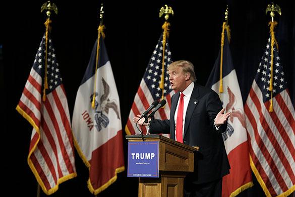 Пол Крейг Робертс: ни один из кандидатов в президенты США не стоит и мизинца Владимира Путина. Дональд Трамп