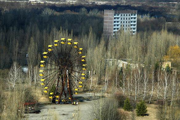 В Чернобыле снова зашкаливает радиационный фон