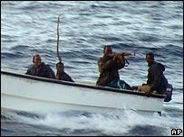 Пираты захватили греческое судно в Аденском заливе