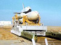 НАСА приступило к транспортировке шаттла во Флориду
