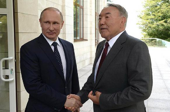 Назарбаев заранее предупредил Путина о своей отставке. 401196.jpeg