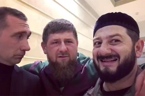 Обращение Галустяна кНАТО вобразе Кадырова собрало полмиллиона просмотров заполдня