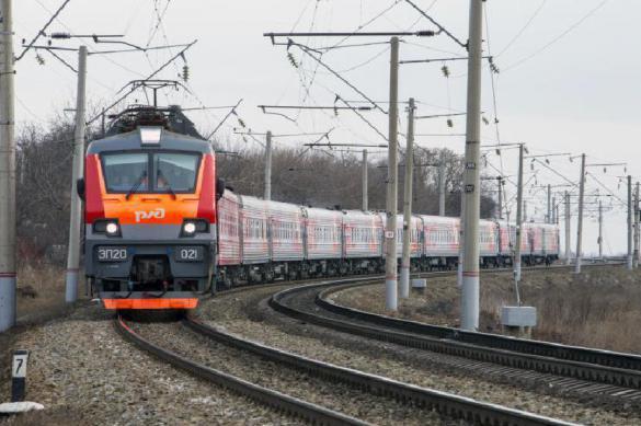Под Читой грузовой состав сошел с рельс и задержал поезд из Пекина. Под Читой грузовой состав сошел с рельс и задержал поезд из Пеки