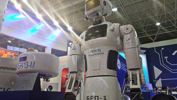 Роботы в стиле РУРа и