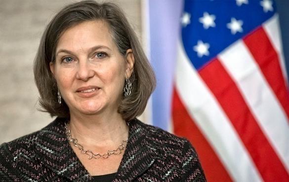 Нуланд: США могут пересмотреть позицию по летальному оружию для Украины. Виктория Нуланд