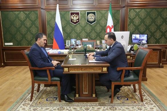Ингушетия и Белоруссия договорились о выгодном сотрудничестве