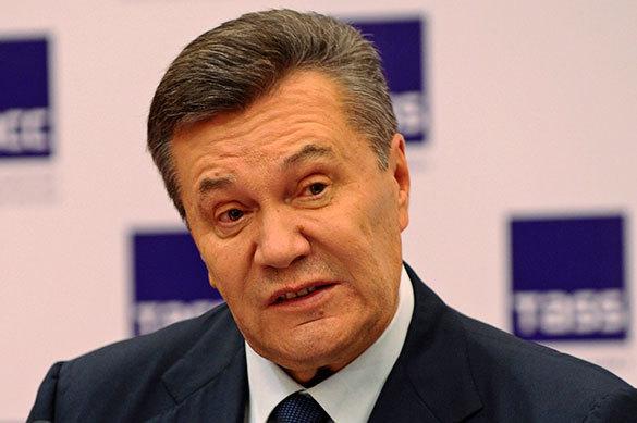 Янукович сообщил о разводе