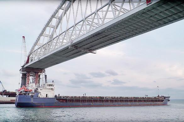 Мониторинг конструкций моста через Керченский пролив провели инженеры. 375198.jpeg