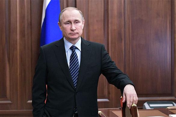 Владимир Путин поздравил медиков с профессиональным праздником