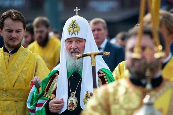 Патриарх Кирилл Мы выработали иммунитет к дьявольским соблазнам