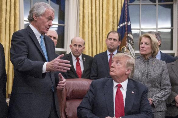 NBC: Трампу порекомендовали сломать Россию силой. 385199.jpeg