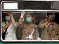Четыреста китайцев сидят на карантине